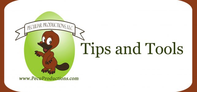 tips with Peculiar Productions
