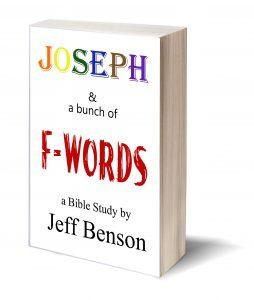Joseph study - Jeff Benson