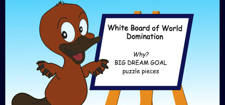 WhiteBoard of World Domination helps you find your focus