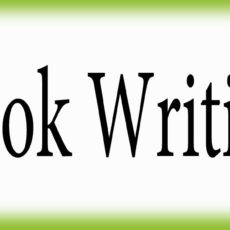 Book Writing Tips that Work